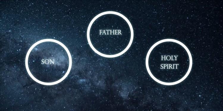 تثلیث: ایک، تین یا دونوں - خدا کا علم - یسوع میں ایمان رکھو - روح القدس پر یقین