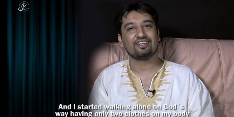 اسلام سے مسیحیت - ایک پاکستانی مسلمان کا کانٹوں سے بھرا سفر - مسیحی راہ پر چلنا
