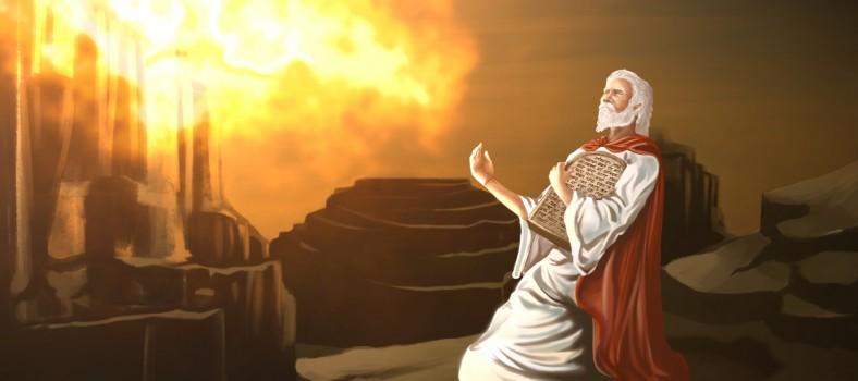 انسانیت کے لئے بھیجے گئے خدا کے ١٠ احکام