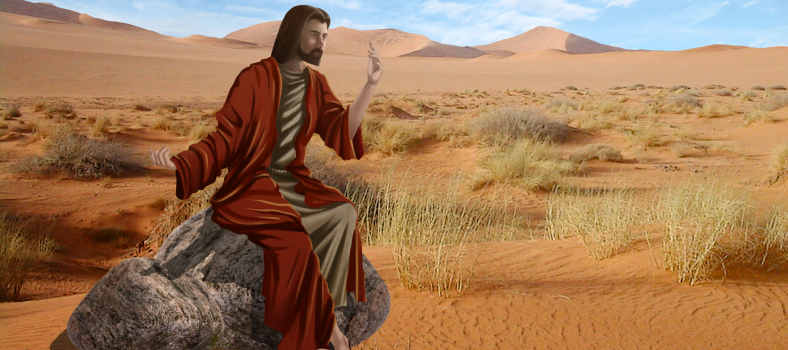 Jesus´ Sermon on the Mount - Teaching about Anger (Matthew 5:21-26)