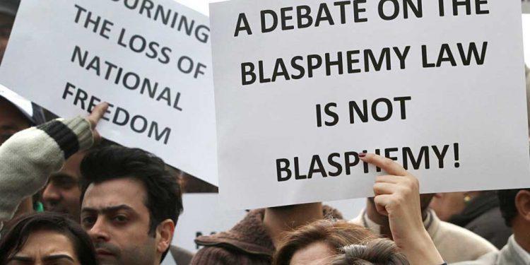 Once a blasphemer always a blasphemer - Blasphemy Law Pakistan