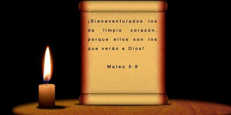 Mensaje del día - bienaventurados los que son puros de corazón - Mahoma y Jesucristo
