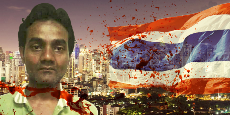 Another Pakistani Christian loses battle of life in Thailand; May the soul of Shahid Latif rest in peace