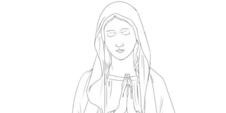 Oración Ave María - Oraciones Cristianas - Cómo testificar a los musulmanes