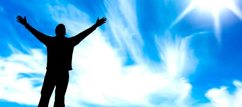 یسوع مسیح مسلمانوں کے لئے - آج کا پیغام - خوشی کی امید - سچی خوشی