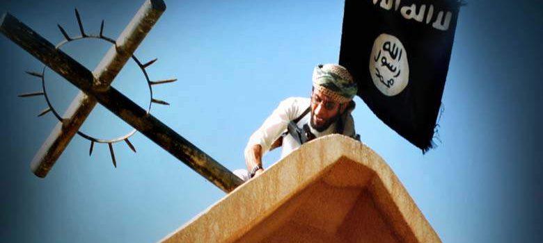 """Antwort an die ISIS: Eine kurze Gegendarstellung zum """"Brecht das Kreuz"""" -Thema des Magazins """"Dabiq"""""""