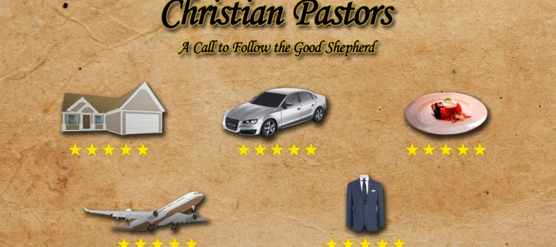 Christian Pastors – A call to follow the good Shepherd