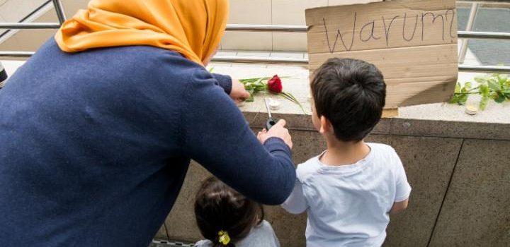 Das Massaker von München wirft die Frage auf : Warum?