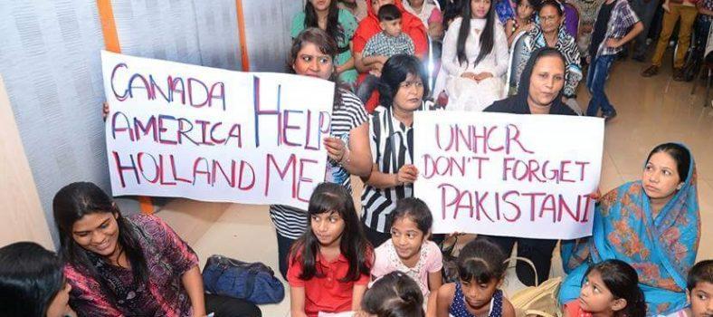 Pakistanische christliche Asylbewerber in Thailand: Es ist an der Zeit, die Strategie zu ändern