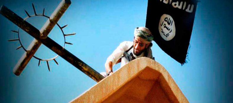 Reply to the Breaking the Cross issue of the ISIS Magazine Dabiq