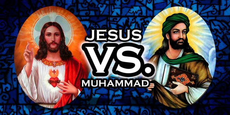 Few differences between Muhammad and Jesus Christ - Islam Christianity