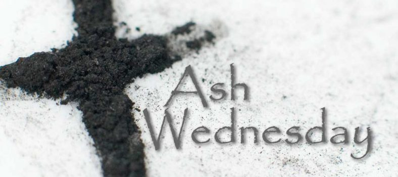 Questions about Christian Faith & Life - What is Ash Wednesday - Jesus Christ for Muslims