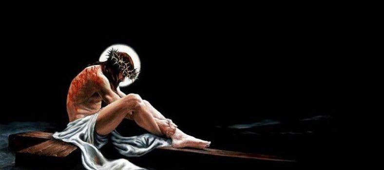 Yeshua bukan manusia yang sekarat dan tak berdaya - Yesus Kristus Juru Selamat
