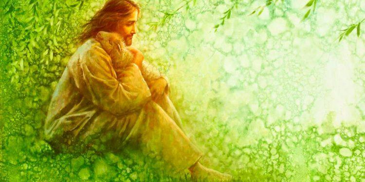 The Good Shepherd   Jesus The Lord - Jesus Christ for Muslims