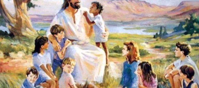 Let The Children Come To Me - Zara Qandeel - Online Urdu Bible Study