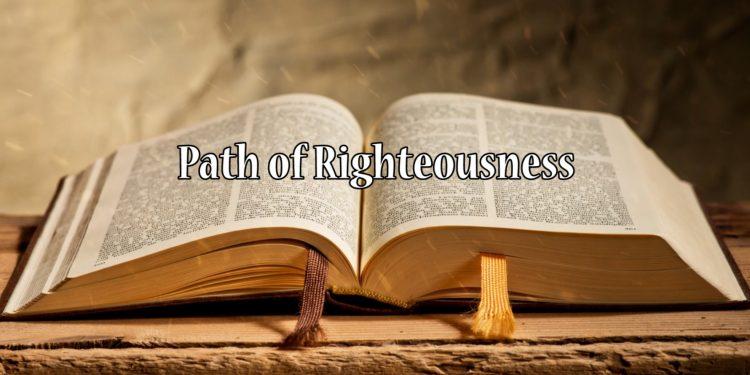 Path of Righteousness - Zara Qandeel - Urdu Christian Spiritual Videos - Urdu Maseehi Videos