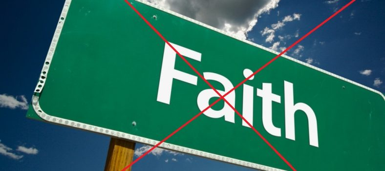 Menyangkal Tuhan untuk kemewahan duniawi - Penganiayaan umat Kristen