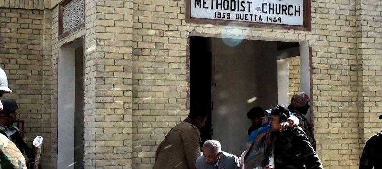 Bethel Memorial Methodist Church Quetta - Suicide Attack 17.12.2017 - Johnson George