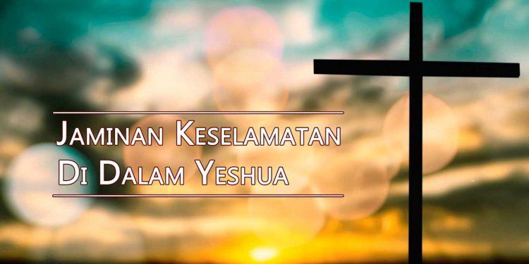 Jaminan keselamatan di dalam Yeshua - Ketetapan korban keselamatan