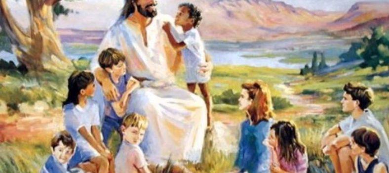 بچوں کو میرے پاس آنے دو - بچوں سے مسیح کی محبت - زارا قندیل - اردو بائبل کا علم