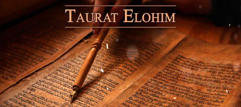 Hukum - Taurat Elohim - Berkat dan kehidupan - Pengajaran Elohim