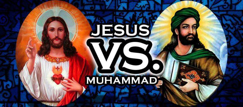 Beberapa Perbedaan Antara Muhammad dan Yesus Kristus - Pendalaman Agama Kristen