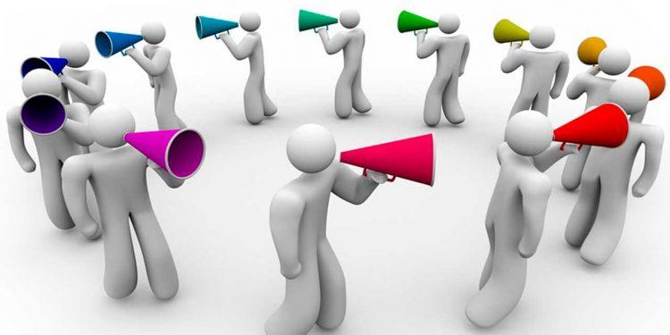 نرم مزاجی سے بات کرنا - اچھے الفاظ کا استعمال کرنا - اپنے الفاظ کا سہی استعمال