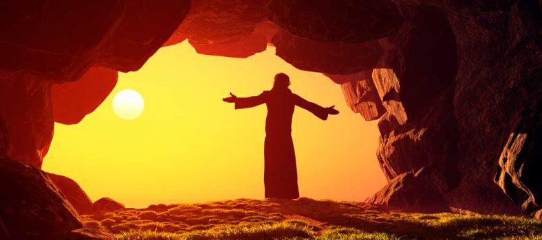 یسوع کا مصلوب ہونا - یسوع مسیح کا جی اُٹھنا - یسوع مسیح کا آسمان پر اُٹھایا جانا - انجیل مقدس کی منادی