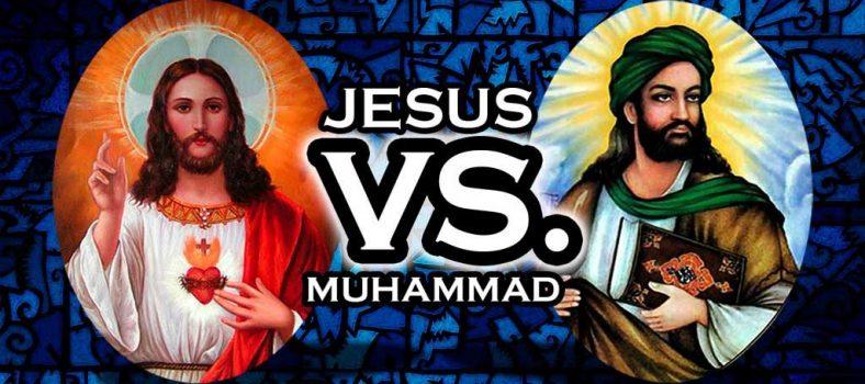 Algunas diferencias entre Muhammad y Jesucristo | Musulmanes y Cristianos