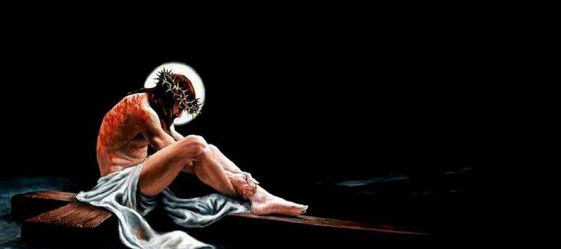 Deja de retratar a Jesús como un hombre indefenso Evangelizar Musulmán