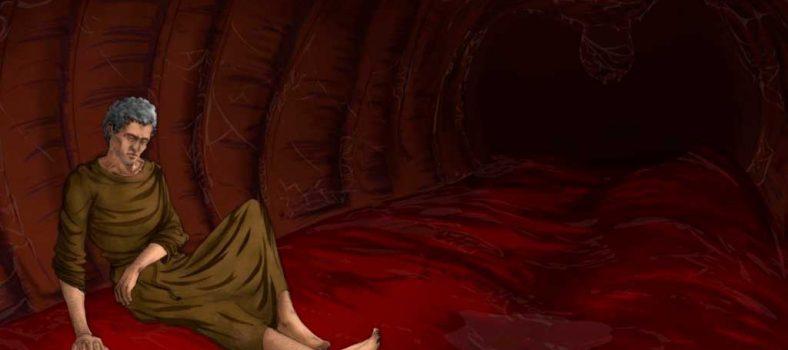 La oración de Jonás en el vientre de la ballena | Desobediencia de Jonás