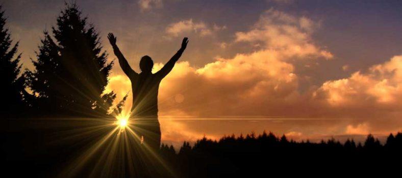 Oración al Dios Todopoderoso, el Padre Celestial | Cristo para musulmanes