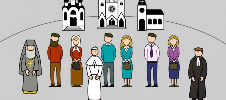 Sectas en el cristianismo - Dividiendo la iglesia de Cristo | Del Islam al Cristianismo