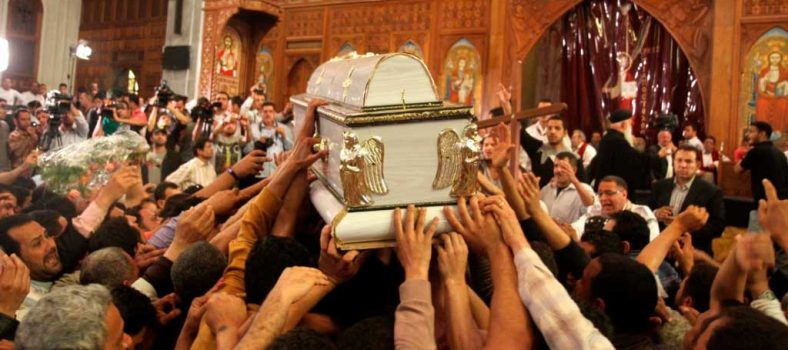 The Abuse of Egypt's Coptic Christians - Christian Persecution Egypt