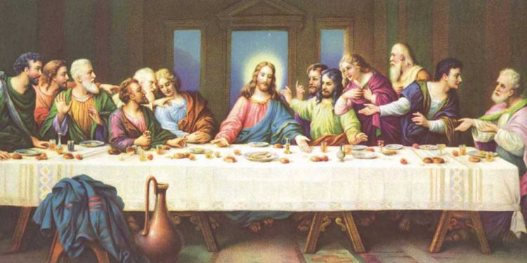 آخری کھانا کیا ہے اور اسکی مسیحیت میں کیا اہمیت ہے؟ - یسوع مسیح کا آخری کھانا