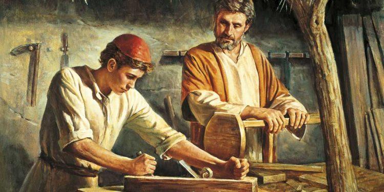 یسوع المسیح کا بچپن - مسیح کے بچپن کی تعلیم - بائبل میں مسیح کا بچپن