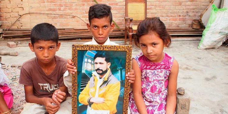 Indrayas Ghulam - Seorang Kristen yang Tidak Bersalah - Korban kebrutalan Otoritas Pakistan
