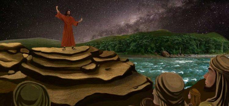 Mujizat-Mujizat Yang Yesus Lakukan - Kuasa Pada Tangan Yesus