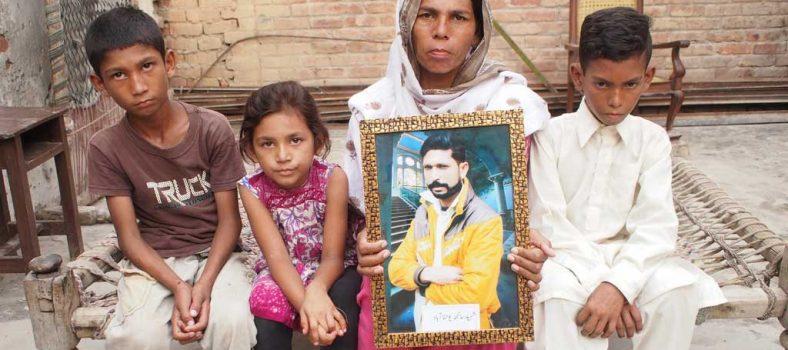 Indrayas Ghulam - Bir günahsız xristian Pakistanın rəhbər oqanlarının qəddarlıq qurbanı
