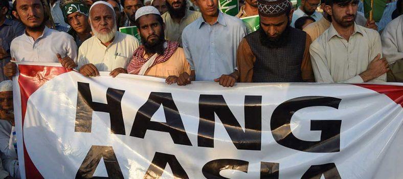 Britain just lost the Great War - Asia Bibi - Blasphemy Law Pakistan
