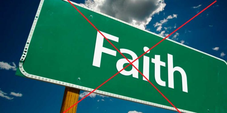 Dünyəvi lükslar üçün Tanrını danma - Tanrını inkar etmə