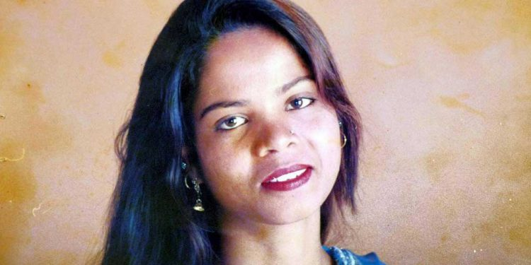 I am Asia Bibi - Pakistan Blasphemy Law - Supreme Court