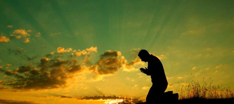 Tanrımsan - Tanrının rəhbərliyi - Gündəlik İncil duaları - xristian dindarları