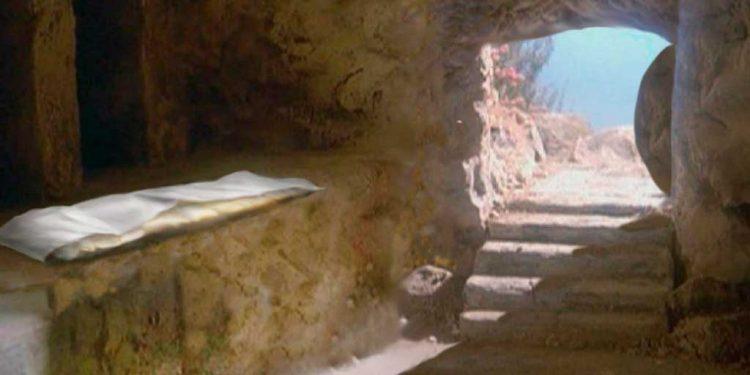 xilas - Günün mesajı - İncil - fəth edilmiş ölüm - Tanrının oğlu - xilaskar İsa