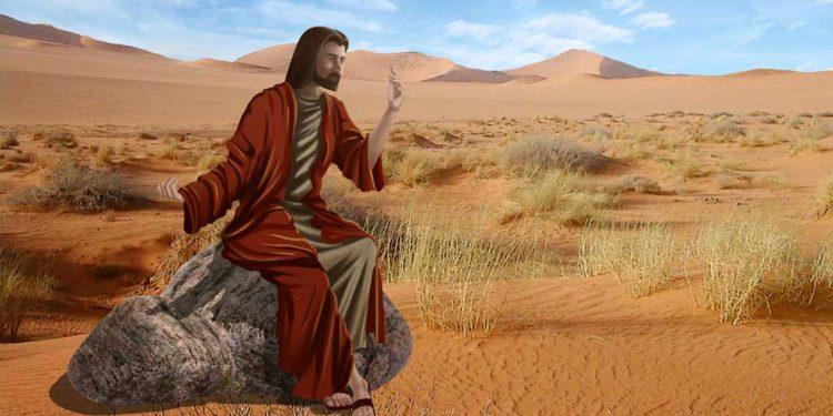 Salt & Light - Matthew 5-13-16 - Jesus Sermon on the Mount