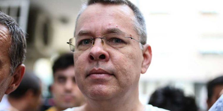 Pastor Brunson's Prophetic Dream Reveals Chilling Truth of Turkish Invasion