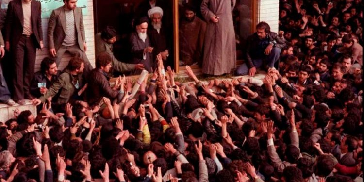 Ayatollah Khomeini - The Greatest Christian Missionary in the History of Iran