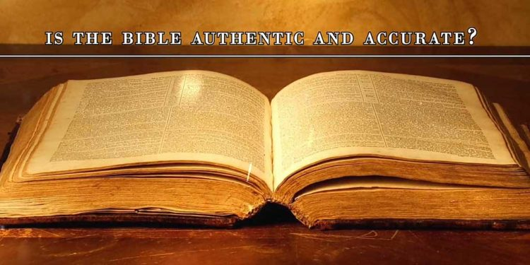 Is The Bible Authentic and Accurate - Trust in God - Pastor Samuel R. Garza