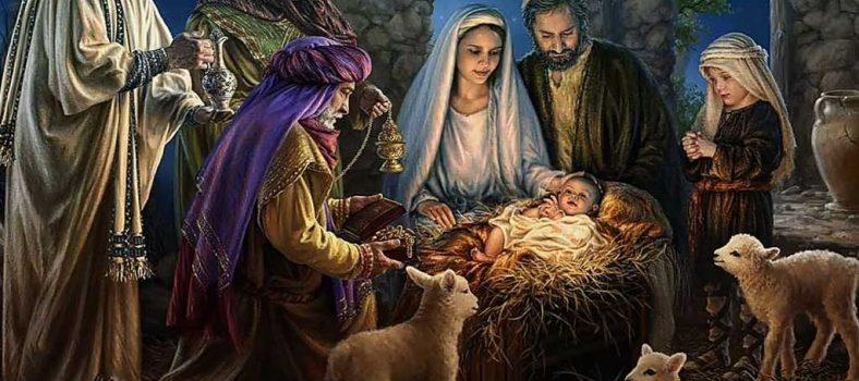 Why was a woman chosen by God in order to conceive Baby Jesus - virgin marry - Pastor Samuel R. Garza