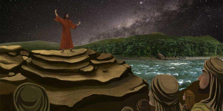 بدن کا چراغ - پہاڑی پر یسوع کی تعلیم - یسوع مسیح میں رَوشن زندگیاں